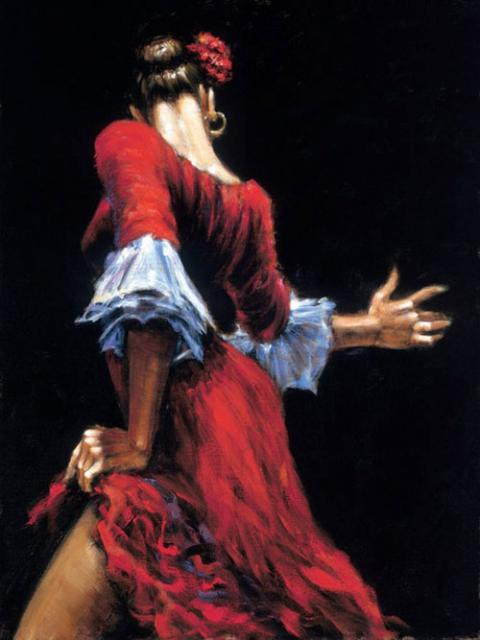 Нажмите на изображение для увеличения Название: 47055147_FlamencoDancerIII.jpg Просмотров: 38 Размер:32,4 Кб ID:15288