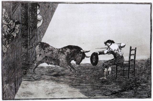 Нажмите на изображение для увеличения Название: Goya_Tauromachia1.jpg Просмотров: 46 Размер:64,6 Кб ID:18627
