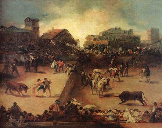 Нажмите на изображение для увеличения Название: Goya_Tauromachia1_.jpg Просмотров: 41 Размер:44,3 Кб ID:18628