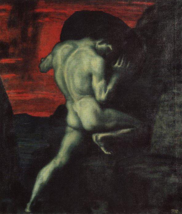 Нажмите на изображение для увеличения Название: Sisyphus_by_von_Stuck.jpg Просмотров: 18 Размер:77,0 Кб ID:52899