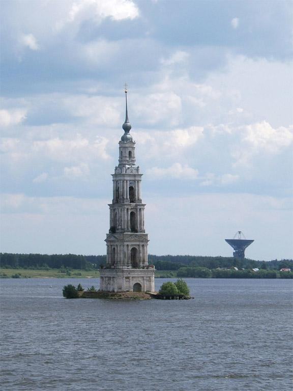 Нажмите на изображение для увеличения Название: kalyazin-bell-tower-576x768.jpg Просмотров: 28 Размер:91,9 Кб ID:55346