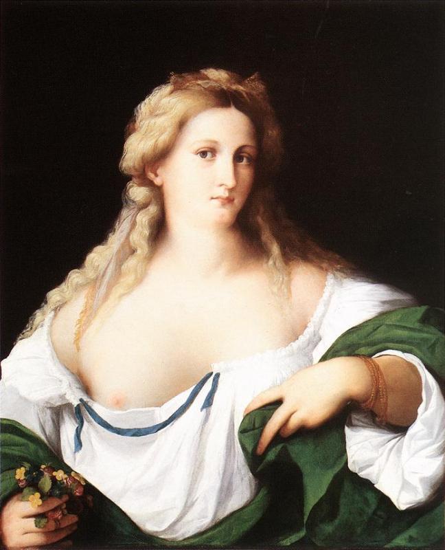 Нажмите на изображение для увеличения Название: palma-vecchio-a-blonde-woman.jpg Просмотров: 88 Размер:61,2 Кб ID:55639