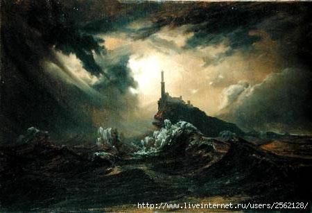 Нажмите на изображение для увеличения Название: 58100370_stormy_sea_lighthouse.jpg Просмотров: 19 Размер:83,8 Кб ID:55661