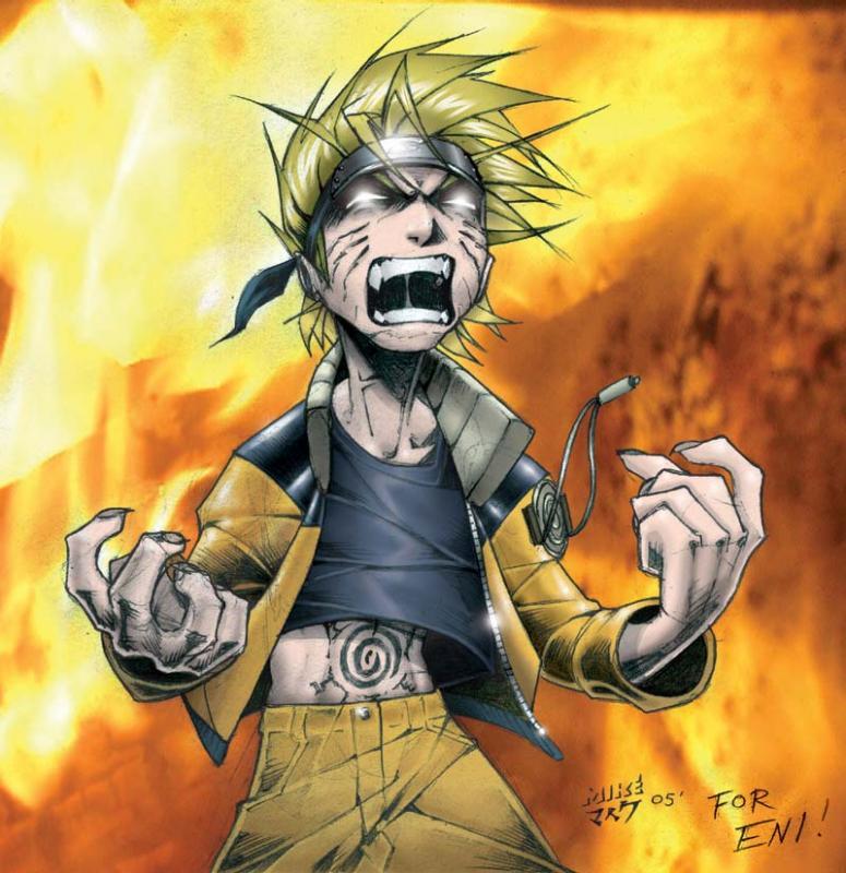 Нажмите на изображение для увеличения Название: Naruto___Abarekuruu_by_vashperado.jpg Просмотров: 38 Размер:92,1 Кб ID:56889