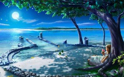 Нажмите на изображение для увеличения Название: kagaya_art_celestial_exploring_serenity1_resized_400x250.jpg Просмотров: 42 Размер:33,6 Кб ID:59084