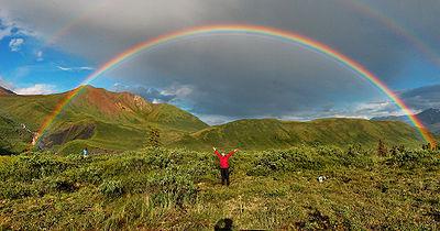 Нажмите на изображение для увеличения Название: 400px-Double-alaskan-rainbow.jpg Просмотров: 11 Размер:30,5 Кб ID:60336