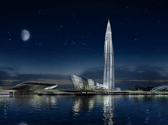 Нажмите на изображение для увеличения Название: gazprom-tower-russia-1.jpg Просмотров: 77 Размер:23,8 Кб ID:63777