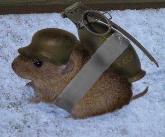 Нажмите на изображение для увеличения Название: Lemming-with-a-Grenade-55505.jpg Просмотров: 14 Размер:22,2 Кб ID:66623