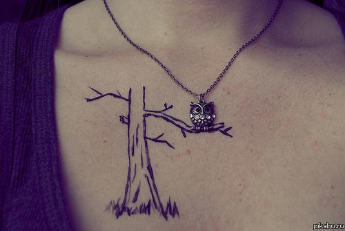 Нажмите на изображение для увеличения Название: сова на дереве.jpg Просмотров: 36 Размер:102,1 Кб ID:74453