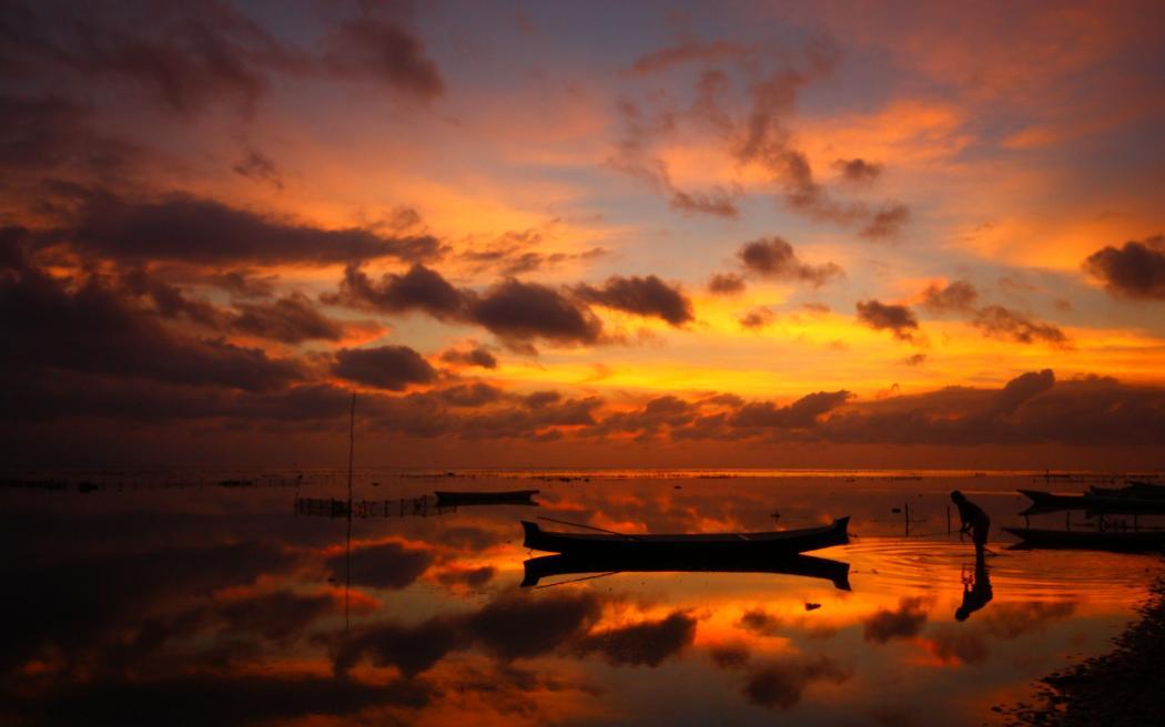 Нажмите на изображение для увеличения Название: dawn-at-fishing-village.jpg Просмотров: 22 Размер:53,4 Кб ID:76397