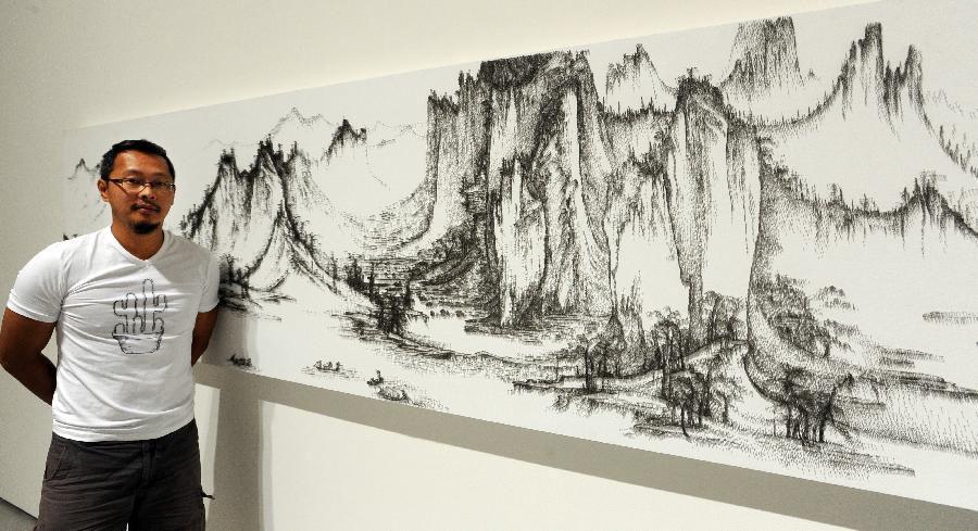 Нажмите на изображение для увеличения Название: chen-chun-hao_mosquito-nail-paintings_reproducing-old-chinese-landscape-paintings_collabcubed_47e5.jpg Просмотров: 18 Размер:142,6 Кб ID:79294