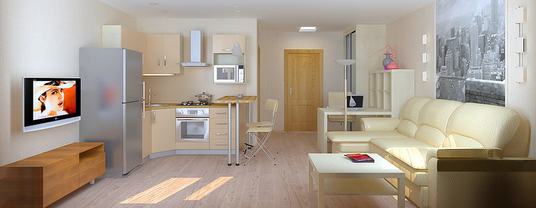 Нажмите на изображение для увеличения Название: дизайн-квартиры-студии-3.jpg Просмотров: 40 Размер:97,5 Кб ID:79674